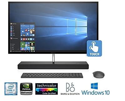 "HP ENVY 27-b 27"" QHD (2560x1440) Touchscreen, Core i7-6700T, 16GB DDR4, 2TB HD + 256GB SSD All-in-One (Certified Refurbished)"