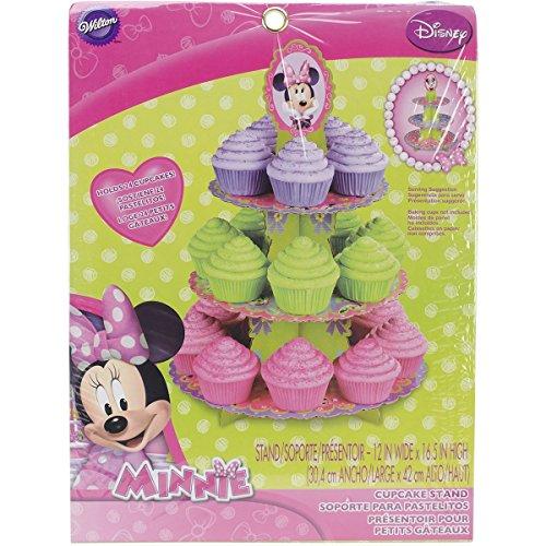 Wilton Cupcake Stand, Disney Minnie