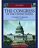 The Congress of the United States, Donald A. Ritchie, 0195150074
