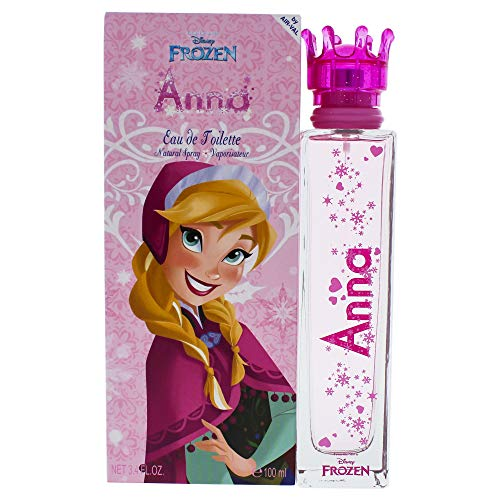 Disney Frozen by Disney for Kids - 3.4 oz EDT Spray (Disney Spray Perfume)