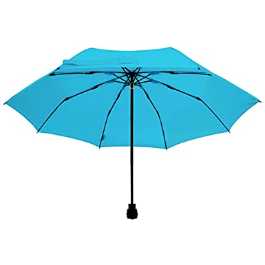 Paraguas, Paraguas De Trekking, Knirps Light Trek - azul claro, 0