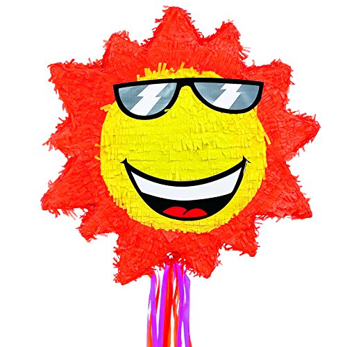 (amscan Pinata Pull Sunshine)