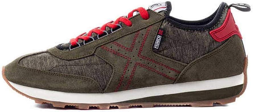 Munich Um 01 - Zapatillas Bajas Hombre: Amazon.es: Zapatos y complementos