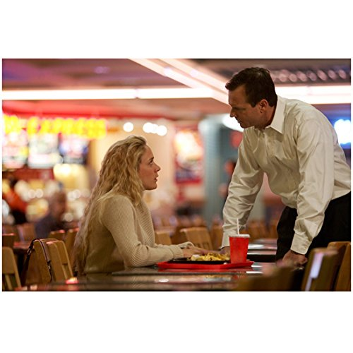 Big Love Chloe Sevigny as Nicolette Grant with Bill Paxton as Bill Henrickson in food court 8 x 10 Inch Photo