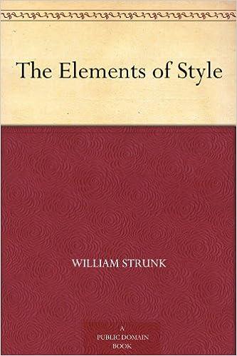 Amazon the elements of style ebook william strunk kindle store the elements of style kindle edition fandeluxe Choice Image