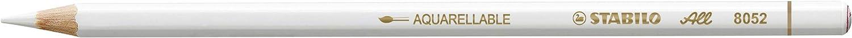 Fibra di penne Astucci e display All Stabilo Bianco matite colorate Stabilo 8052/immagini Marker