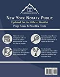 New York Notary Public: Prep Book with 3 Full