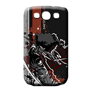samsung galaxy s3 Excellent Fitted Style style phone cover skin afro samurai