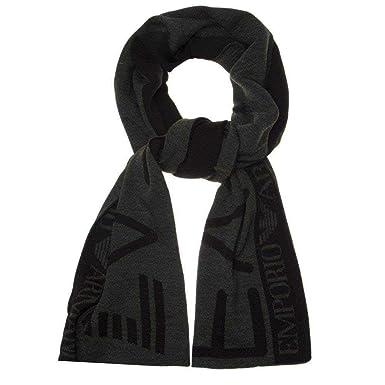 f35c12f3d3a20 Emporio Armani EA7 - echarpes, chèches, foulards: MainApps: Amazon ...