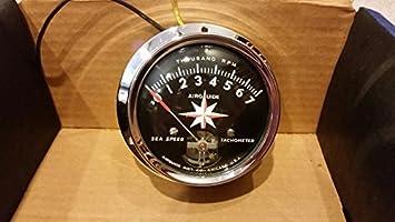 Amazon.com: Airguide Sea-Sd Tachometer: Automotive on