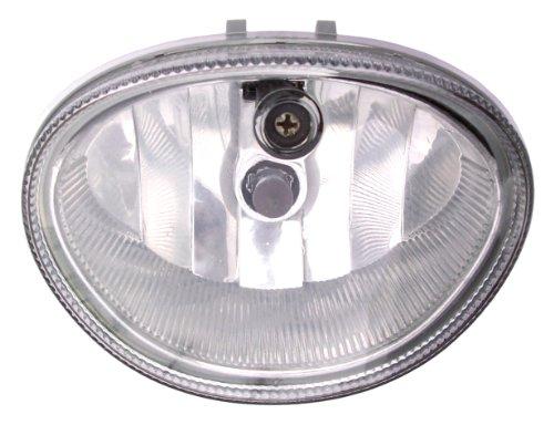 Eagle Eye Lights CS124-B0000 Driving And Fog Light Assembly