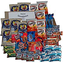 Sweet & Salty Snack Care Pack 40 Count