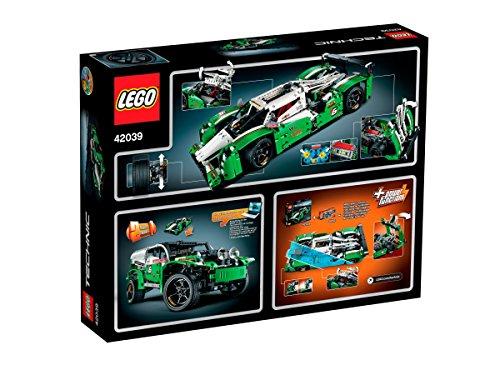 LEGO Technic 42039 - Auto da Corsa 2 spesavip