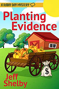 Planting Evidence Rainy Mystery Book ebook product image