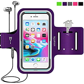 bd228663b TRIBE Water Resistant Cell Phone Armband Case iPhone Xs Max 6S Plus Note ...