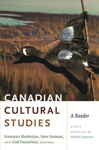 Canadian Cultural Studies: A Reader