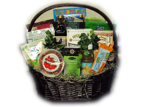 Deluxe Heart Health Gift Basket by Well Baskets
