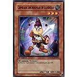 YuGiOh : CSOC-EN033 Unlimited Ed Comrade Swordsman of Landstar Common Card - ( Crossroads of Chaos Yu-Gi-Oh! Single Card )