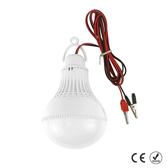 High Power LED Lamp 12V Portable Led Bulb 3W 5W 7W 9W 12W SMD 5730 Outdoor Camp Tent Night Fishing Hanging Light Lamparas 6000K Rechargeable Camping Lantern ...