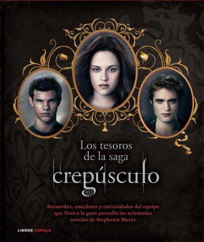 Descargar Libro Los Tesoros De La Saga Crepúsculo Robert Abele