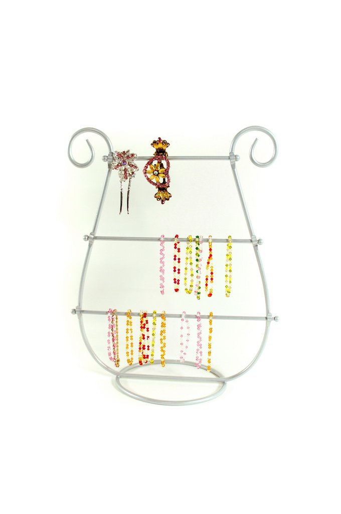 Tabletop Organizer Rack for Holding Bracelets, Bangles, and other Jewellery Mango Steam 11067A