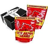 Sweet's Cinnamon Bears, 1 lb Bags in a BlackTie Box (Pack of 2)
