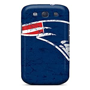 Defender Cases For Galaxy S3, New England Patriots Pattern