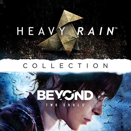 The Heavy Rain And Beyond Two Souls Collection - PS4 [Digital Code] (Heavy Rain And Beyond Two Souls Ps4)
