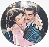 Nightmare Collectors Plate #18298A (The Passions of Scarlett O'Hara Collection - Gone With The Wind Series)