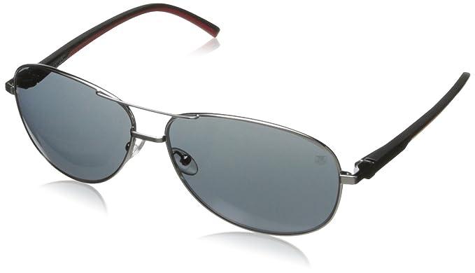 billiga priser Nya produkter butik försäljning Buy Tag Heuer Automatic884102 Aviator Sunglasses, Palladium ...