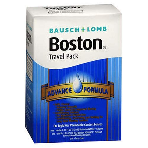Bausch & Lomb Boston Advance Formula Travel Pack 1 Each (Pack of 2)