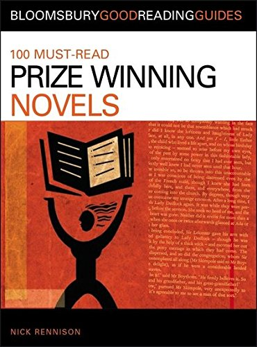 100 Must-read Prize-Winning Novels: Discover Your Next Great Read... (Bloomsbury Good Reading Guides) from Brand: AnC BLACK