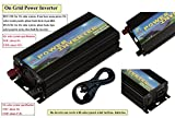 Solinba 500w Solar Grid Tie Inverter Pure Sine Wave DC11-28v to AC90-130v for 12v Solar System USA plug