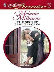 The Secret Baby Bargain (Red-Hot Revenge)