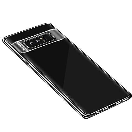 Magiyard Funda para Samsung Galaxy Note 8Transparente, Funda ...