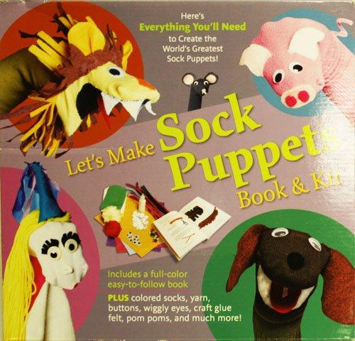 Sock Puppets Book & Kit PDF