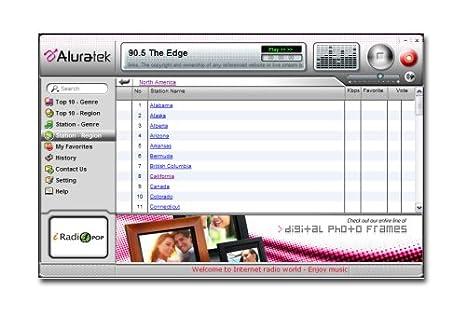 ALURATEK USB INTERNET RADIO JUKEBOX DRIVER DOWNLOAD