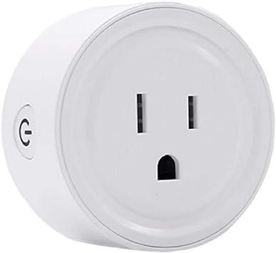 Zigbee Smart Module Socket Plug Switch For Amazon Alexa//SmartThings Hub ControlA