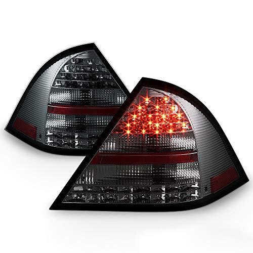 03 04 Mercedes C-Class Tail - 8