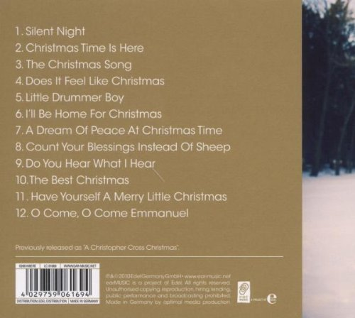 christopher cross christmas time is here amazoncom music - Christmas Time Is Here Song