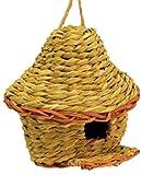 Tierra Garden N1019 7-Inch Seagrass High Bird Hut, Brown Review
