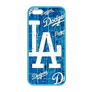 MLB Los Angeles DodgersCustom Colorful Case for iPhone 5,5s.