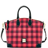 Dooney Bourke Tucker Satchel Red Satchel Handbags