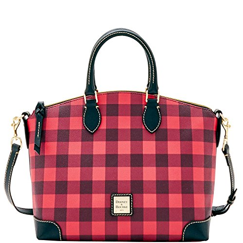 Dooney Bourke Tucker Satchel Red Satchel Handbags by Dooney & Bourke