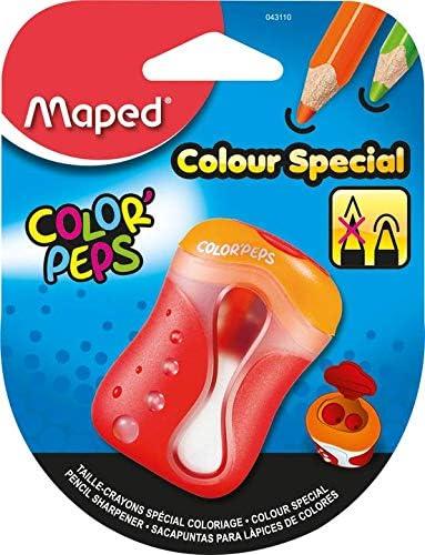 5//étoiles Taille-crayon Format de poche en m/étal pour max Lot de 5 Diam/ètre 8/mm un seul trou Neuf