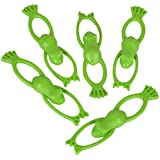 "Oriental Trading Stretchable Flying Slingshot Frogs, 3.5"" (2-Pack of 12)"