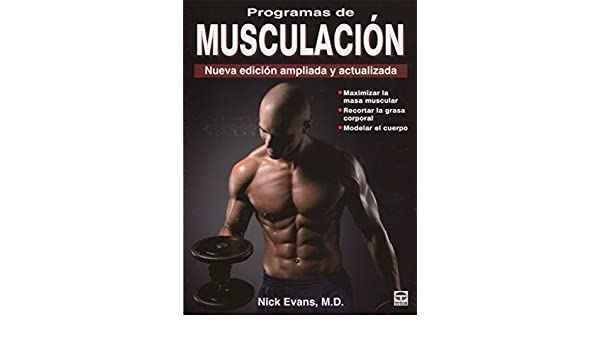 Programas de musculacion / Fitness Programs (Spanish Edition): Nick Evans: 9788479028831: Amazon.com: Books