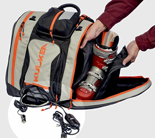 KULKEA Thermal Trekker - Heated ski/Snowboard Boot Bag