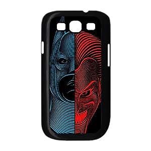 Samsung Galaxy S3 9300 Cell Phone Case Black Batman-building Customized 3D Phone Case Cover CZOIEQWMXN26245
