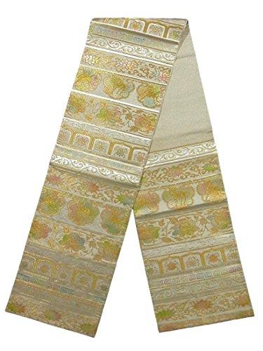勃起時代固めるリサイクル 袋帯 たつむら製 天馬吉祥文 正絹